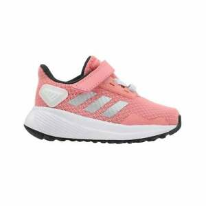 adidas Duramo 9 Lace Up   Toddler Girls  Sneakers Shoes Casual