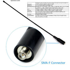 VHF/UHF SMA-F Antenna 10W for Retevis H-777/RT-5R BAOFENG Kenwood WOUXUN Radios