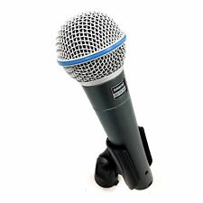 Shure Beta58A High-Output Supercardioid Vocal Mic Beta 58A 1 or 2 Day Delivery!