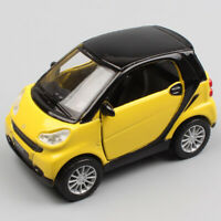 1:32 Scale maisto smart fortwo pull back SmartCar micro diecast model car toy