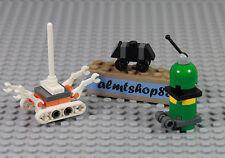 LEGO Star Wars - Treadwell R1-G4 Mouse Droid 10144 10188 Sandcrawler Minifigure