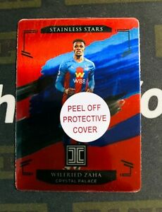 2020-21 Impeccable Wilfried Zaha Stainless Stars /12 Red TMALL EXCLUSIVE England