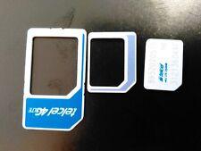 Telcel MEXICO CANCUN  Prepaid SIM Card for UNLIMITED CALLS,SMS