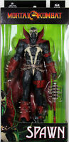 Mortal Kombat ~ 7-INCH SPAWN (2ND EDITION w/MACE) ACTION FIGURE ~ McFarlane Toys