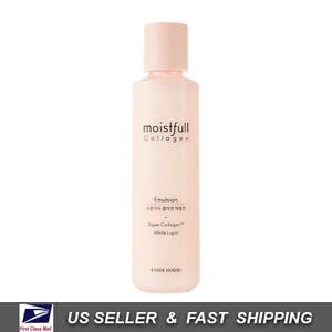 [ Etude House ] Moistfull Collagen Emulsion (Lotion) 180ml