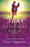 NEW The 5 Love Languages Gary Chapman Secret to Love that Lasts Five Paperback
