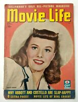 Movie Life Magazine April 1943 Paulette Goddard
