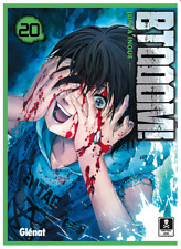manga BTOOOM! tome 20 Jun'ya Inoue Glénat Neuf jeux Vidéo Junya Otogi Matsuri VF
