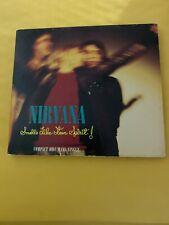 NIRVANA SMELLS LIKE TEEN SPIRIT 3 TRACK CD Maxi Single DGC Kurt Cobain