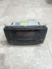 07-09 Mercedes W209 CLK350 CLK550 Command Comand Head Unit Radio model no.Mf2541