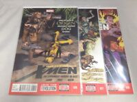 Wolverine & The X-Men #26 27 28 Marvel Comics 20152VF/NM Avengers