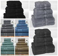 Luxury 6 pcs Towels Bale Set 600 gsm Extra Soft Bath,hand and Guest towel !!!
