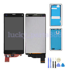 Black For Sony Xperia Z3 Mini Z3 Compact D5803 D5833 LCD Touch Screen Digitizer