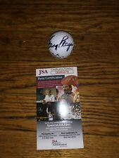 GARY PLAYER SIGNED BRITISH OPEN GOLF BALL RARE MASTERS HALL OF FAME JSA 2