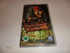 PlayStation Portable PSP  Pirates of the Caribbean - Fluch der Karibik 2