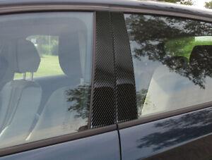 Carbon Türen B-Säulen Verkleidung für BMW 1er F20 5-Türer ab Bj. 2015-