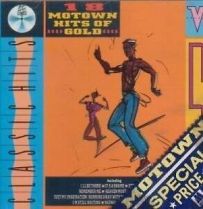 Motown Hits of Gold (1988) | CD | 5:Jackson 5, Detroit Spinners, The Supremes...
