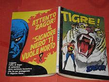 ZAGOR- NO ZENITH- N° 136-originale DA LIRE 700 -1981 **NOME ROSSO-GALLIENO FERRI