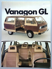 V10985B VOLKSWAGEN T3 VANAGON GL