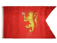 3x5 Norway Royal Standard Crown Swallowtail Flag 3'x5' Norweigan Banner