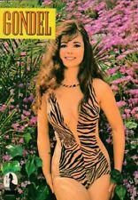 GONDEL - Zeitschrift Magazin - Heft 210 / 1966 - Models Musik Stories - H-7590