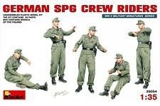 Miniart 35054 1/35 German SPG Crew Riders