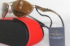 NEW*~CAVIAR~$448 Sunglasses Silver Aviator Sport Nickel Black Grey Gold PROTOS