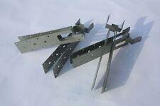 10 Stück Firstlattenhalter Gratlattenhalter / First / Grat 40 mm (MÄ) 40*60