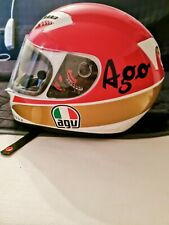 Casco integrale agv replica limitata Agostini legend