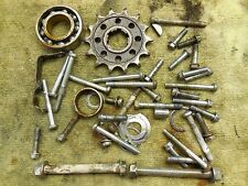 1982 Kawasaki KX250 Hardware parts lot washers bolts etc. 82 KX 250