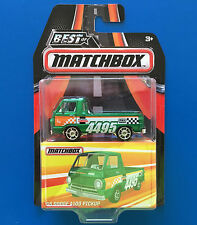 2016 BEST OF MATCHBOX - NEW 1966 DODGE A100 RACING PICKUP / UTE mint on card!
