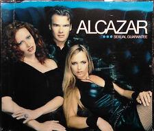 "Alcazar ""sexual guarantee"" 4-Track Maxi-CD 2001"