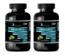Green Coffee Bean Extract GCA 800 - Reduce Cellulite - Weight Control Pills 2B