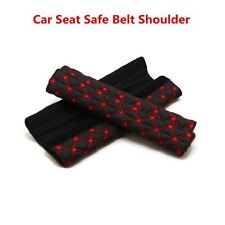 2 XFor Ford F-150 Auto Seat Safe Belt Cover Pad Shoulder Protective Accessories