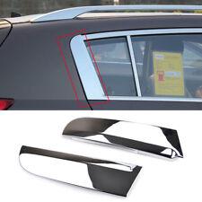 For Kia Sportage 2011 2015 Chrome Trunk Window C Pillar C Pillar Post Cover Trim Fits 2013 Kia Sportage