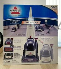 Bissell Carpet Cleaner Clean View Lift Off Spot Cleaner washer with Heating