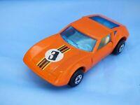 Vintage Lesney 1972 Matchbox Superfast Monteverdi Orange Hai No 3 Car Toy BOXED