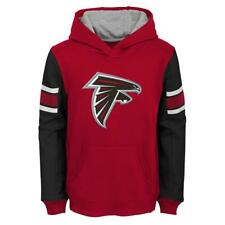 Youth Atlanta Falcons Hoodie Boys NFL Pullover Sweatshirt