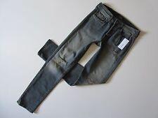 NWT J Brand Caitland in Revolution Destroyed Slim Boyfriend Stretch Jeans 25