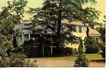 Coach N Paddock Restaurant-Route 22-Clinton-New Jersey-Vintage Adv Postcard