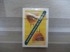 Oude boek speelkaarten nieuw in mica - De Koninck bier kompleet met 3 jokers !