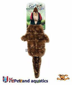 Gor Pets Dog Toy, Wild Multi-Squeak Pheasant 30cm GW27