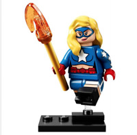 Lego 71026 DC Super Heroes Series New Minifigure - Star Girl
