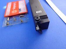 Stechhalter Wendeschneidplatten Halter Carboloy ST 2525 AL04 + 5 WSP