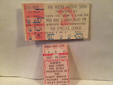 2 - Rocky Horror Picture Show Ticket Stubs