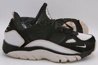 Nike Air Huarache Low Trainers - Black/White - 749447-004 - UK9/US10/EU44