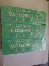 3 Box lot -Intercosmo Nutrilux Macadamia Oil Hazelnut 5.0 - Hair Dye 3 Boxes