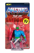Trap Jaw Vintage Collection MotU Masters of the Universe Action Figur Super7