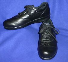 NICE 10 S SAS BLACK FREE TIME COMFORT SHOES WOMENS