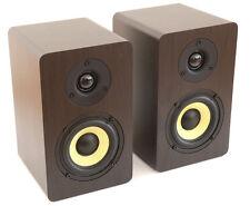 """Voll B44 Bookshelf Speakers, 75 watt - Pair (4"""" Woofer, 1"""" Tweeter)"""